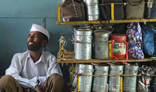 Dabbawalla-Mumbai