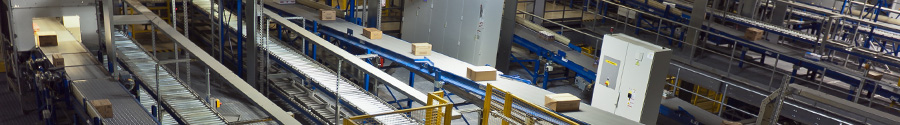 conveyor header